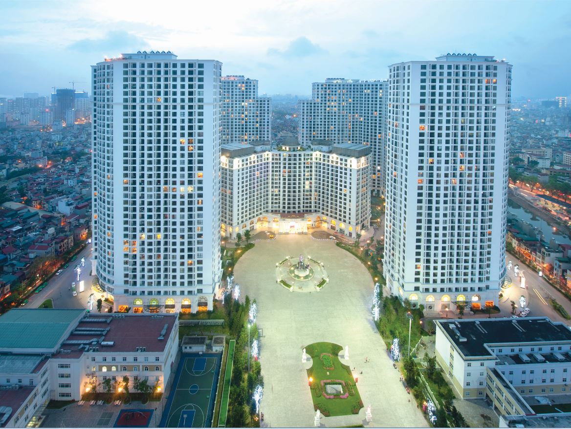 royal city toan canh