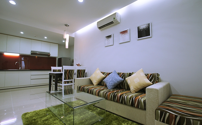 Serviced Apartment For Rent In District 1 HCMC D199095 (1)