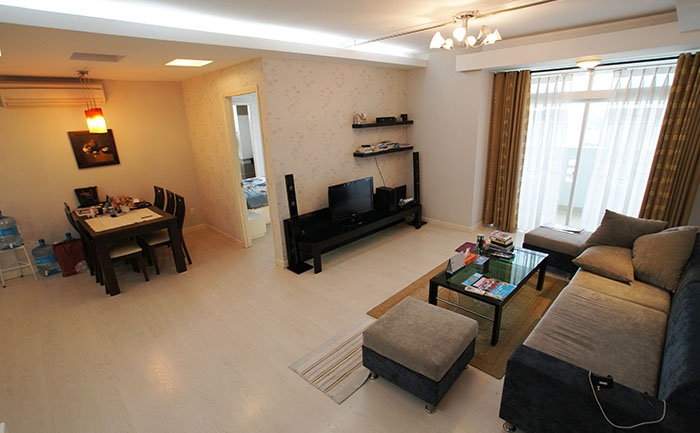 Serviced Apartment For Rent In District 1 HCMC D199103(1)