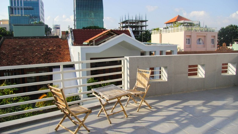 Serviced Apartment For Rent In District 1 HCMC D199244(1)