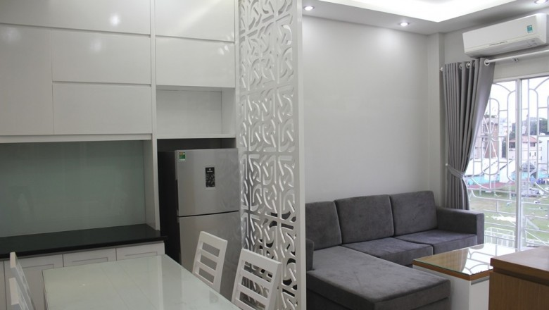 Serviced Apartment For Rent In District 1 HCMC D199244(4)