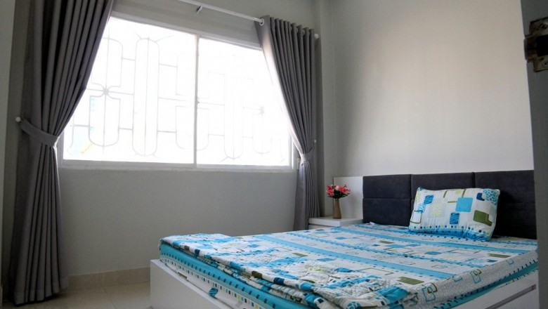 Serviced Apartment For Rent In District 1 HCMC D199244(6)