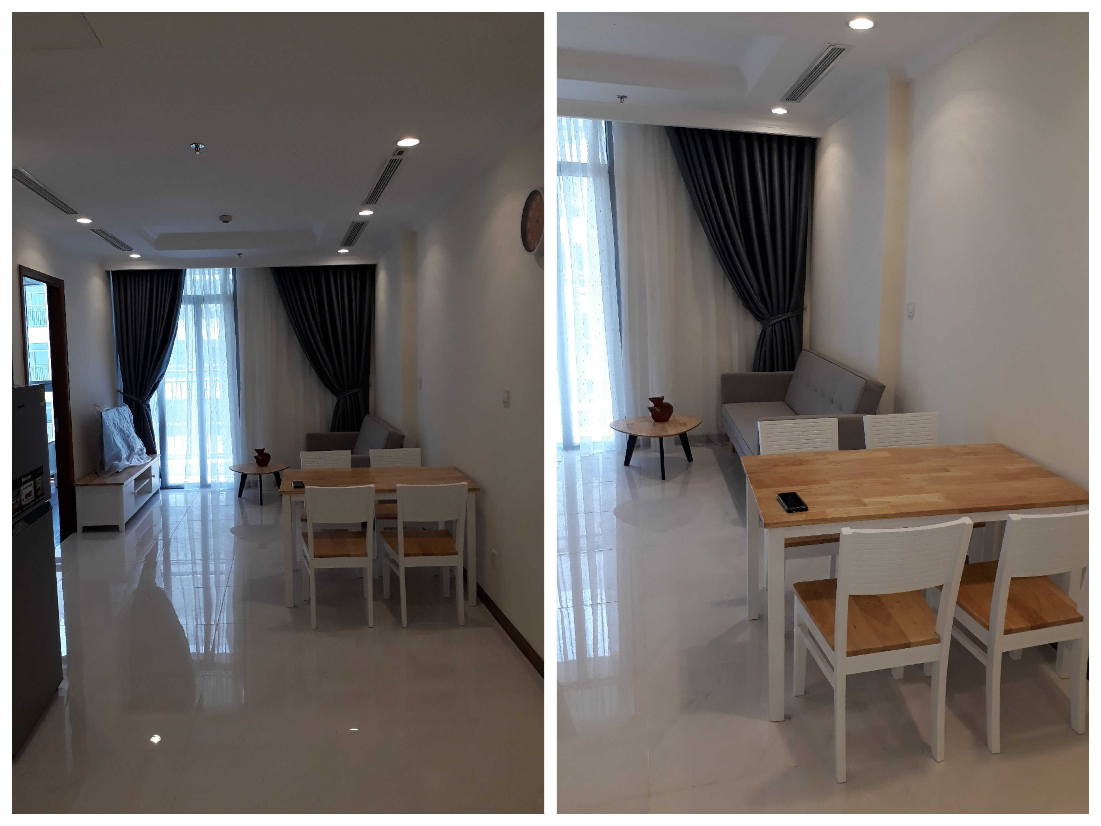 apartment for rent in Vinhomes Central Park Binh Thanh  District HCM  BT105L2461 (4)
