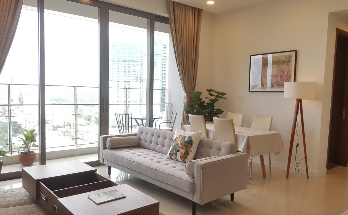 apartment for rent in district 2 D223001(1)