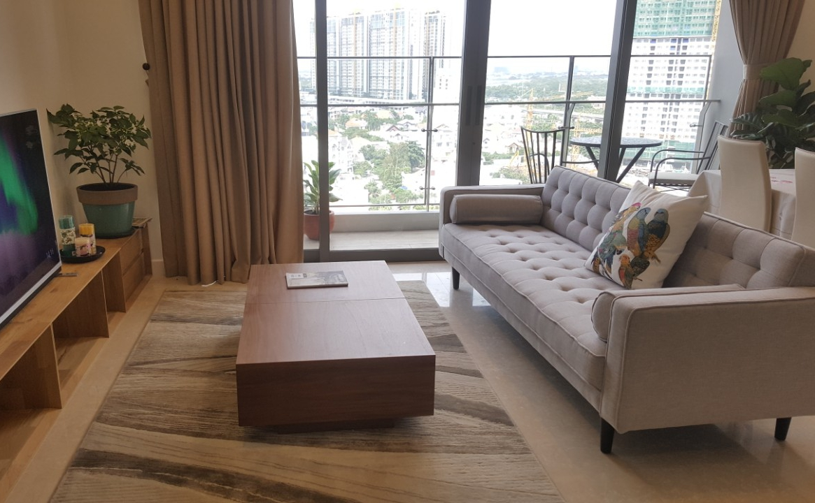 apartment for rent in district 2 D223001(6)