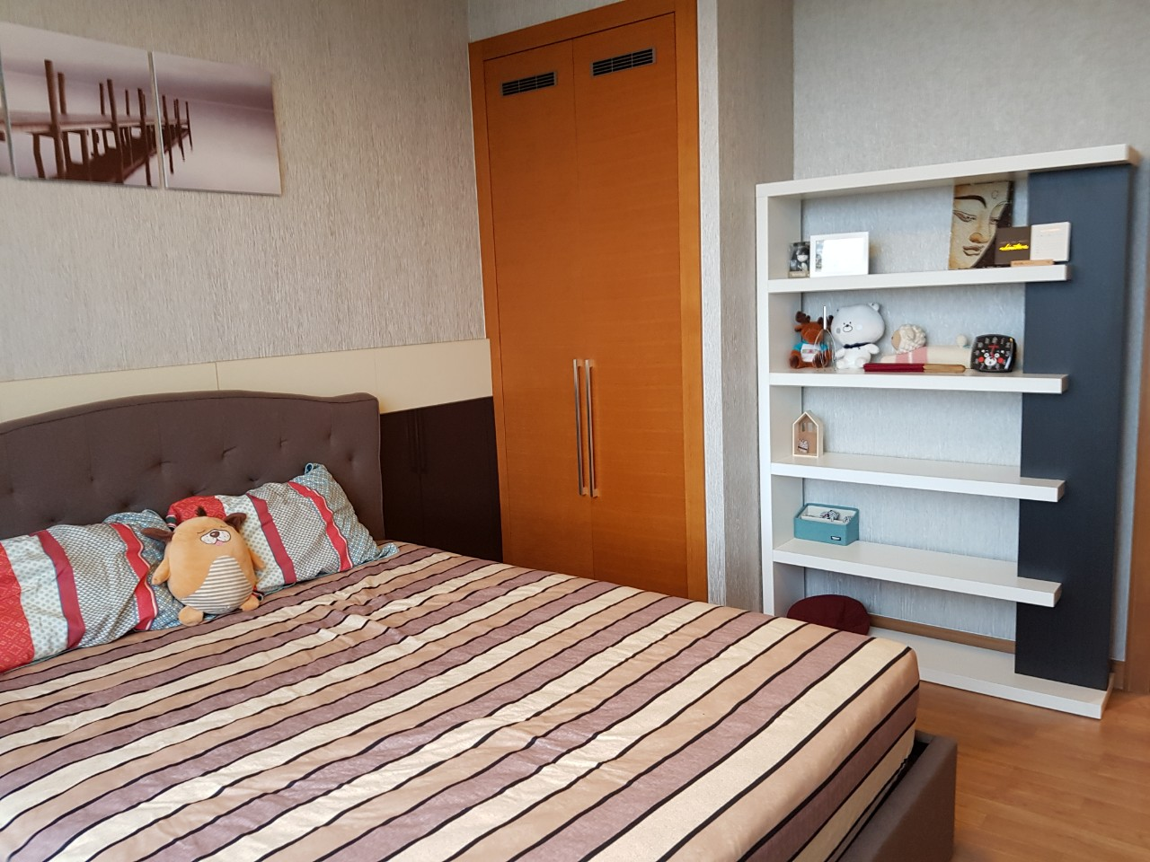Xi Apartment Nice Furniture Good View in Thao Dien D206096 (4)