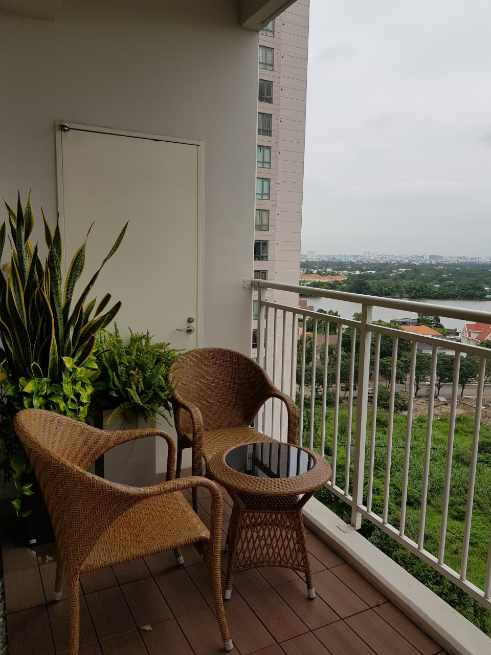 Xi Apartment Nice Furniture Good View in Thao Dien D206096 (13)