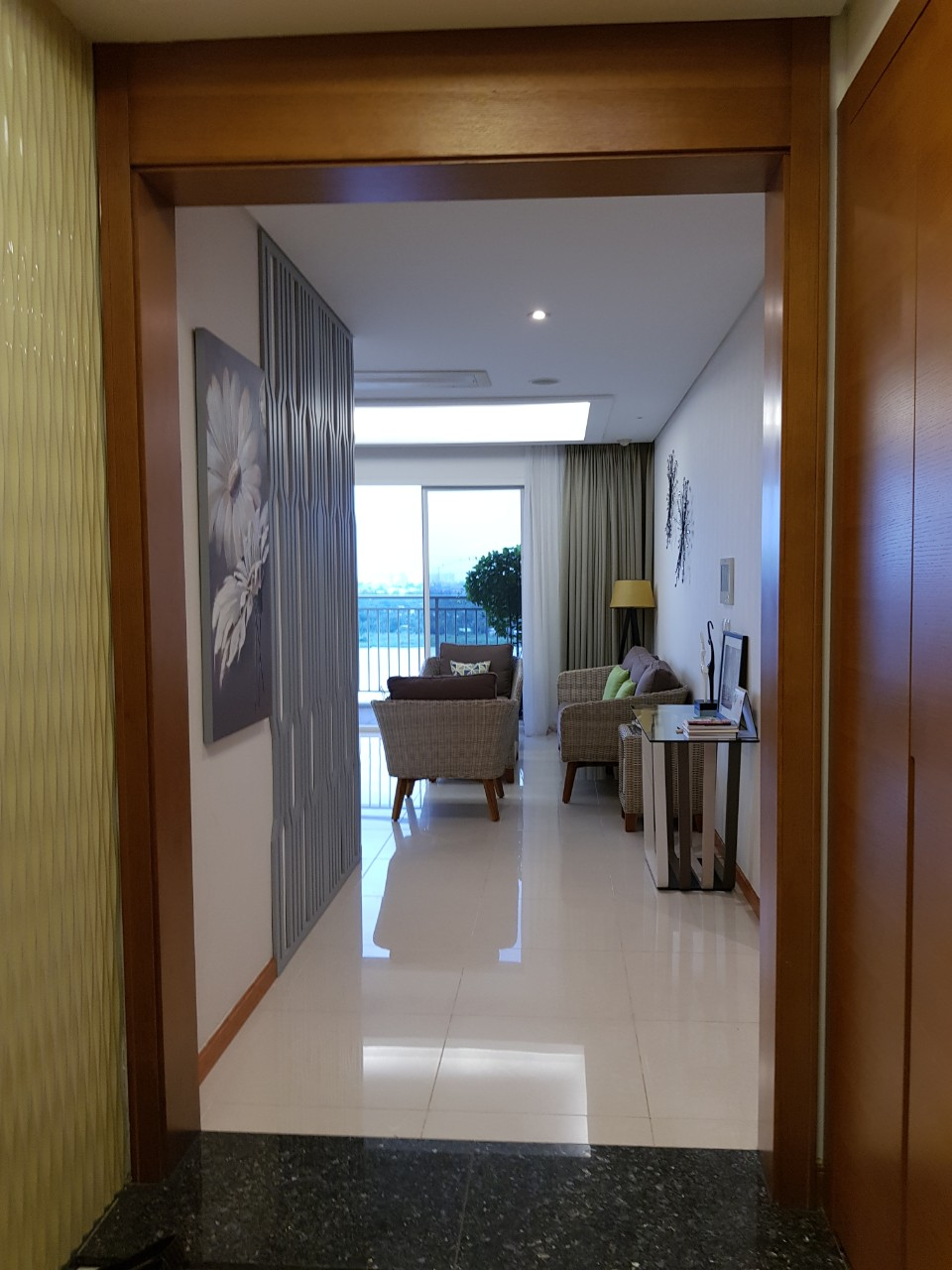 Xi Apartment Nice Furniture Good View in Thao Dien D206096 (14)