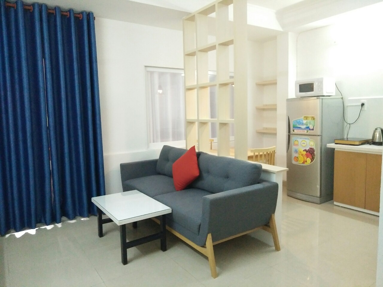 serviced apartment for rent in binh thanh district BT99095 (5)