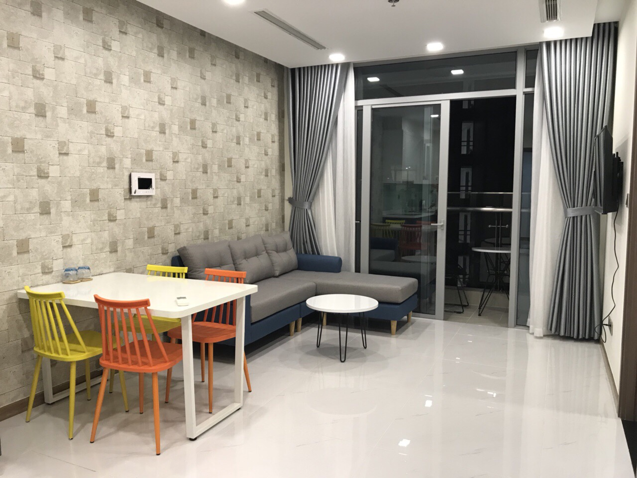 serviced apartment for rent in binh thanh district BT99097 (6)