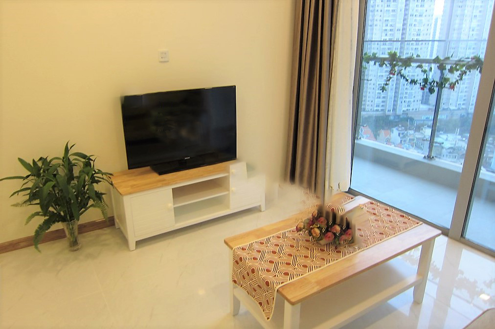 vinhomes central park apartment for rent in binh thanh district hcmc BT105P1125(3)