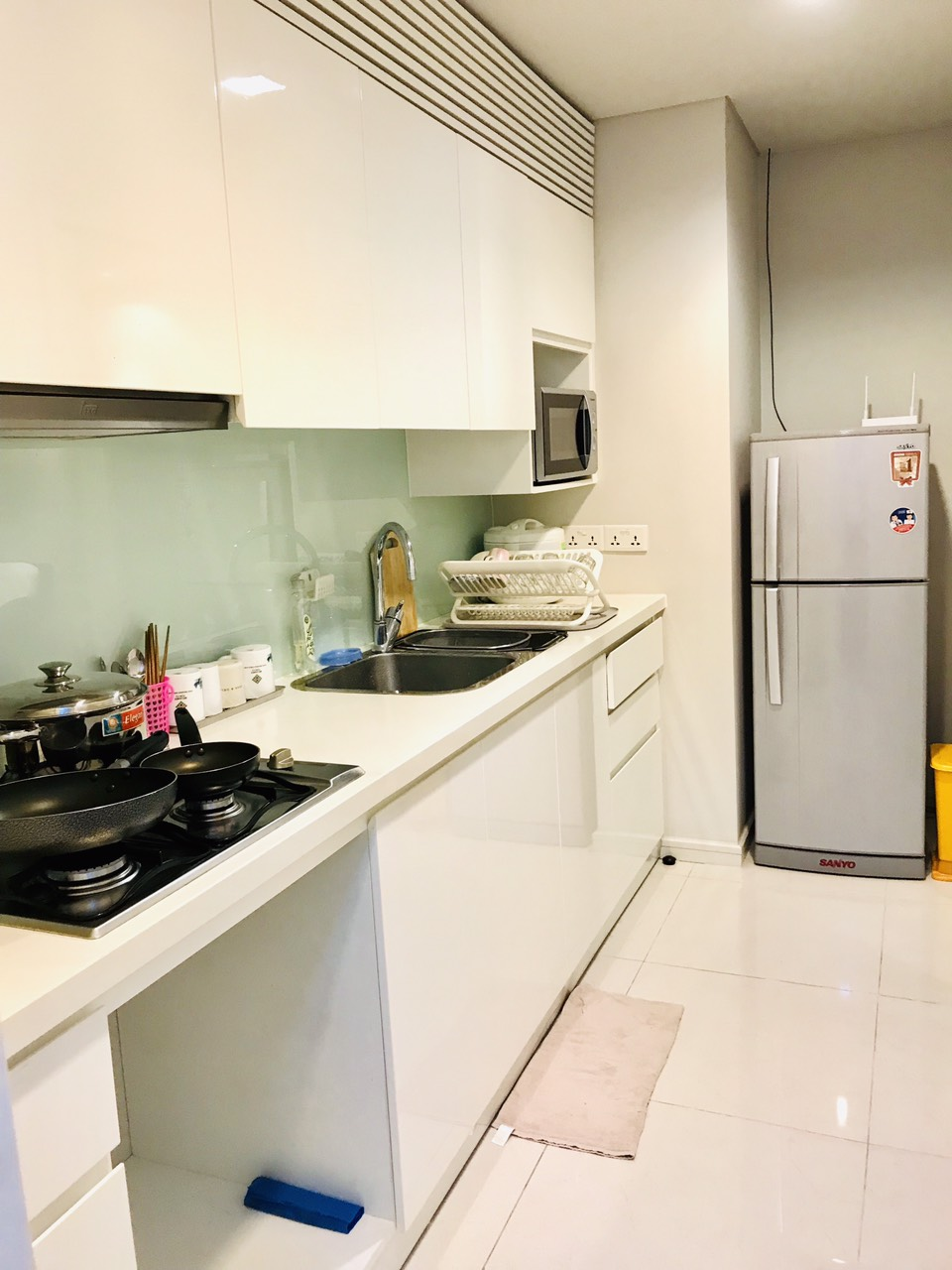 city garden apartment for rent in binh thanh district hcmc BT102040(14)