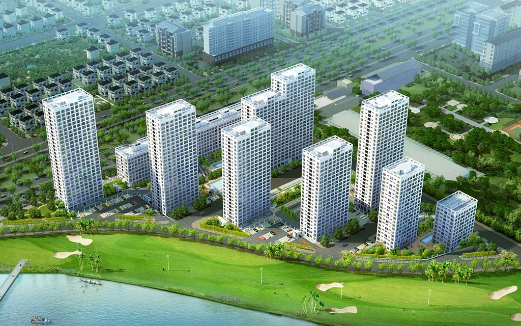 happy valley apartment for rent in district 7 hcmc
