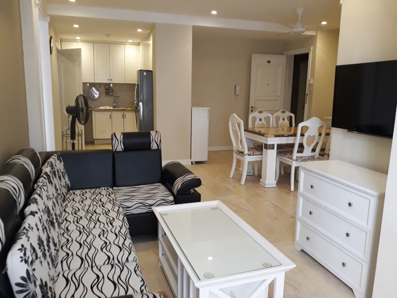 Service apartment for rent D299472 (5)