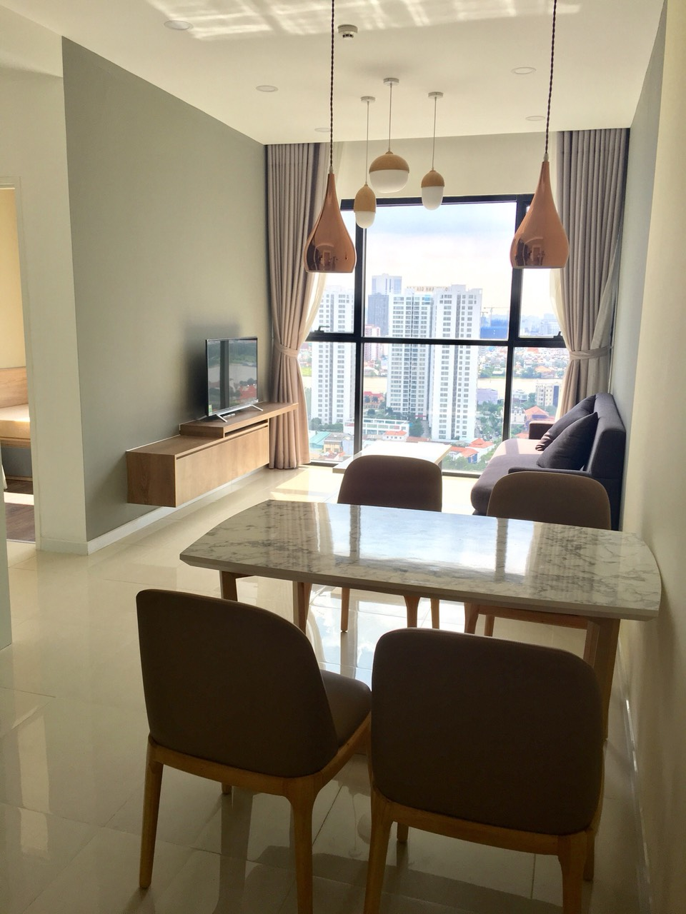 apartment for rent in district 2 hcmc the ascent apartment for rent in district 2 hcmc D217241(10)