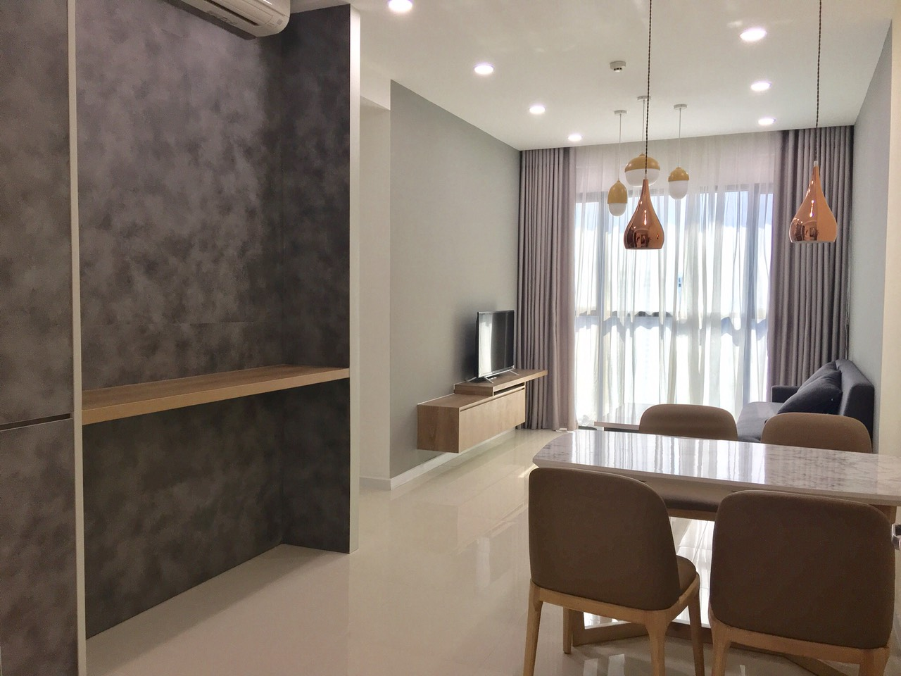apartment for rent in district 2 hcmc the ascent apartment for rent in district 2 hcmc D217241(3)