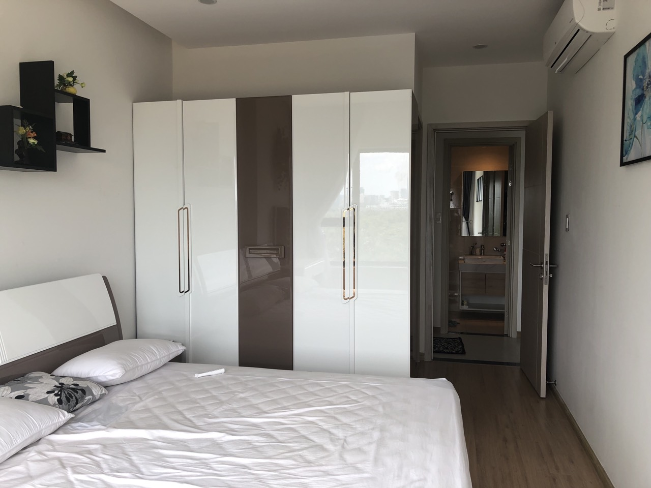 apartment for rent in district 2 hcmc new city apartment for rent in district 2 hcmc D224864(5)