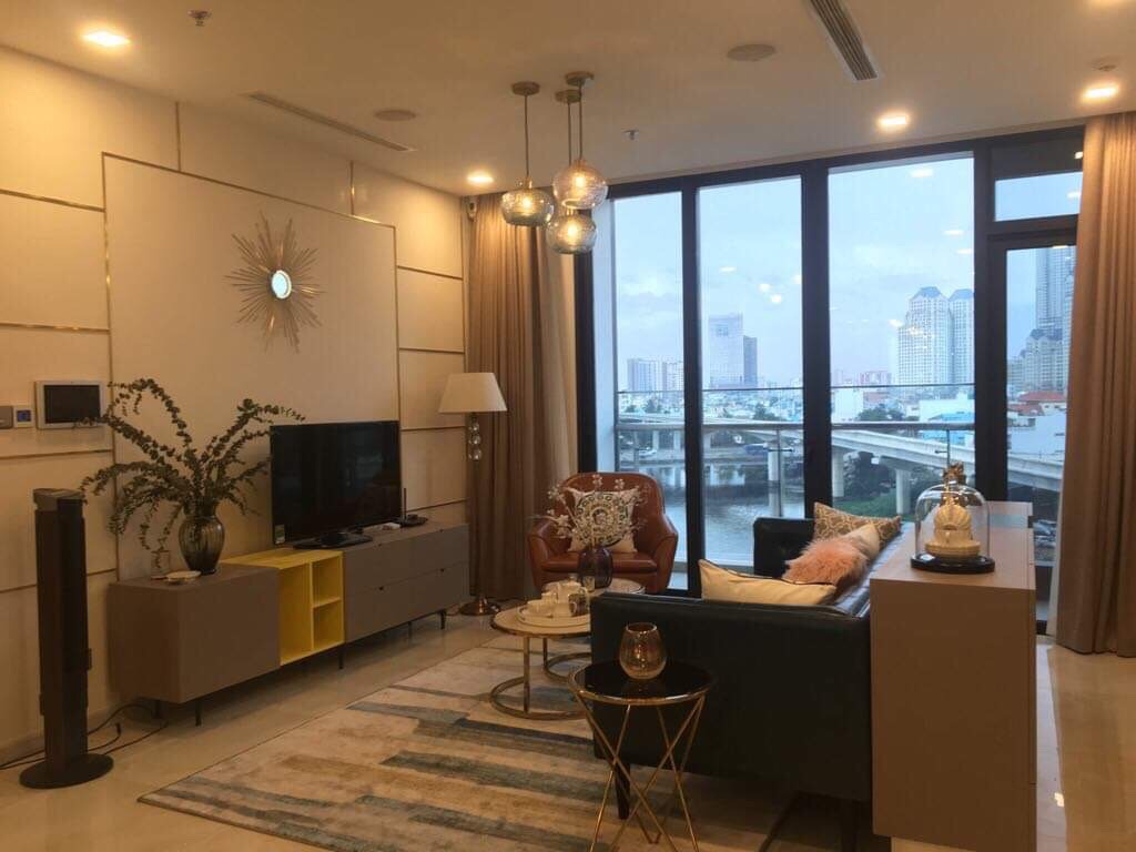 vinhomes golden river apartment for rent in district 1 hcmc D102303(19)