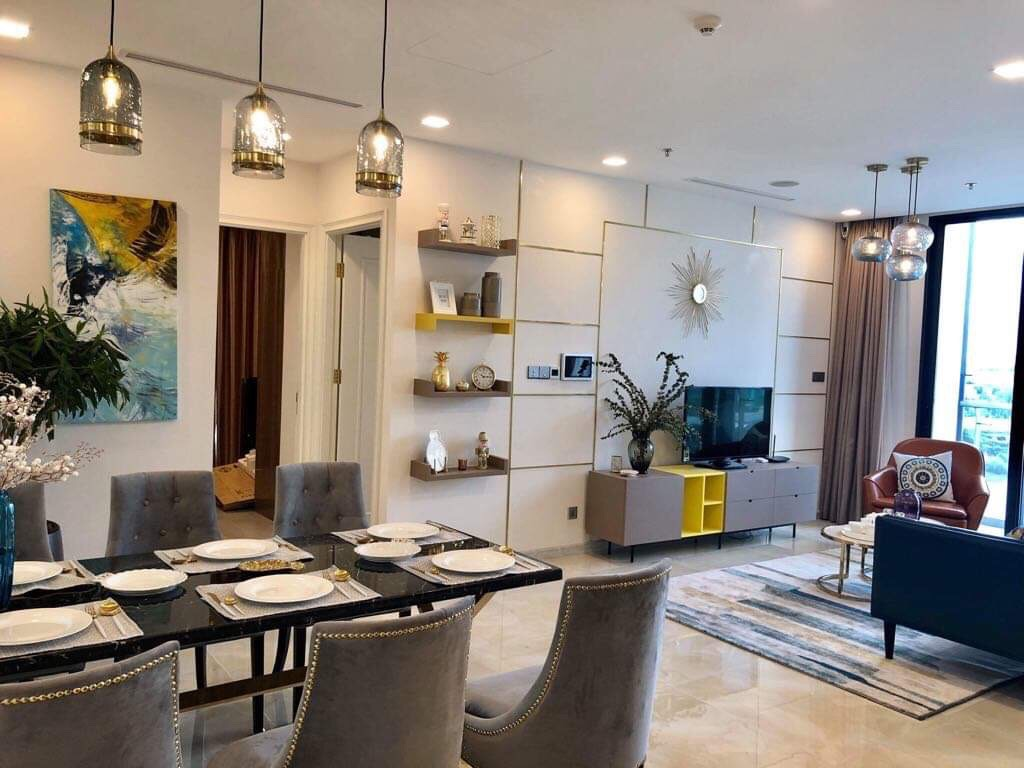 vinhomes golden river apartment for rent in district 1 hcmc D102303(17)