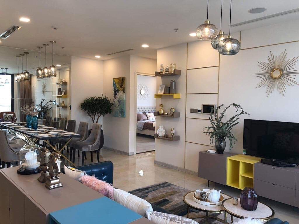 vinhomes golden river apartment for rent in district 1 hcmc D102303(18)