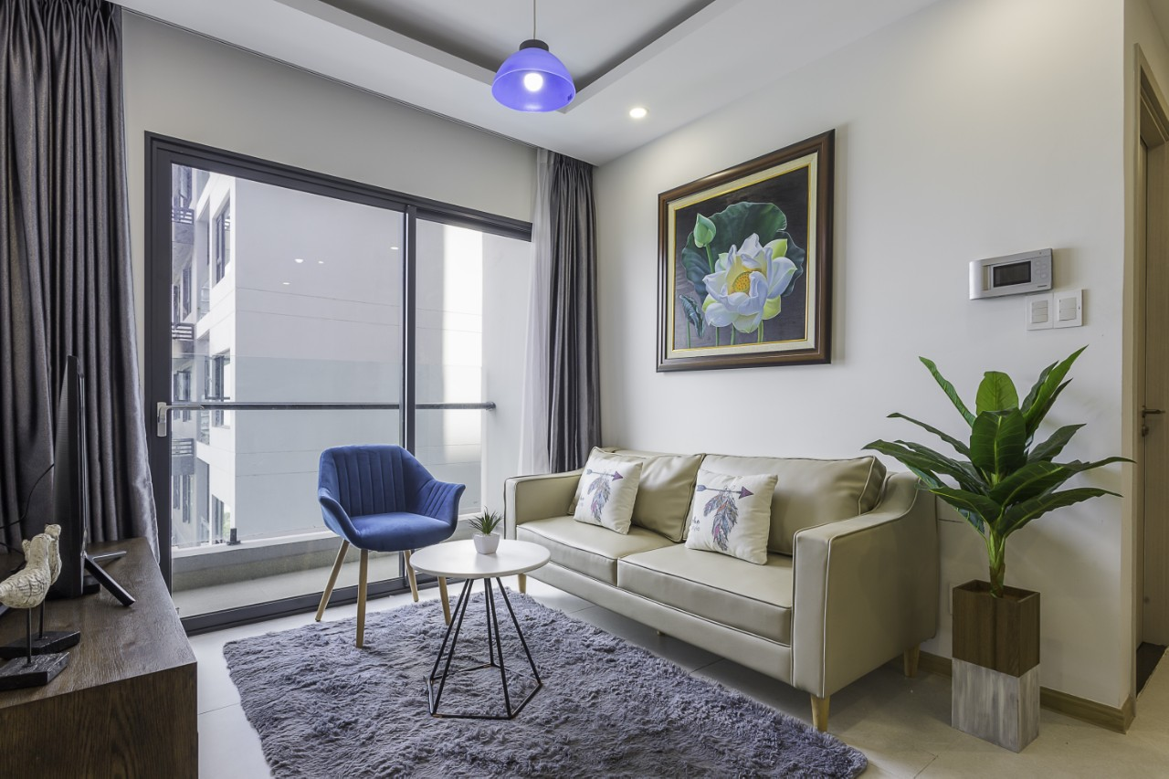 apartment for rent in district 2 hcmc new city apartment for rent in district 2 hcmc D224370(5)