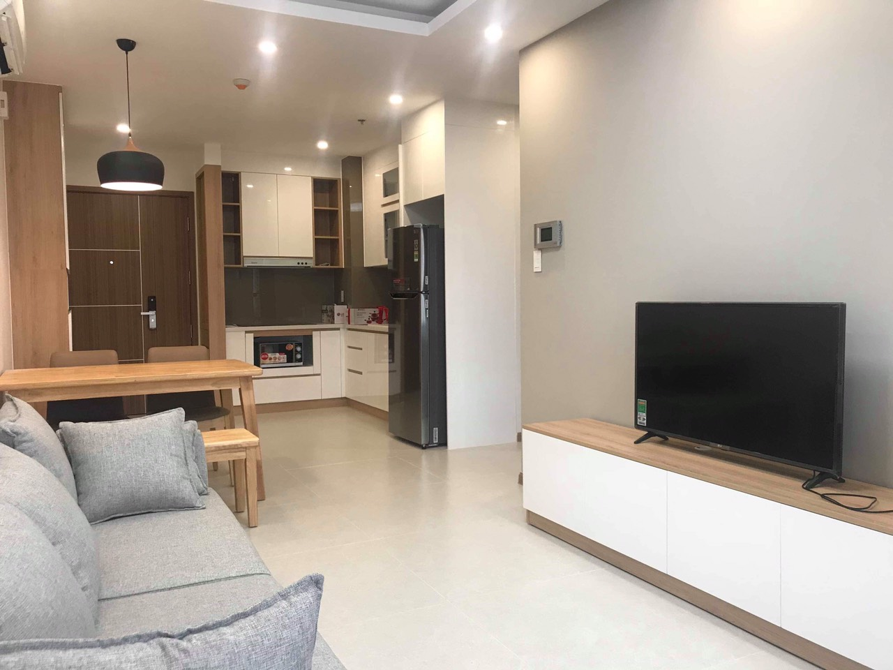apartment for rent in district 2 hcmc new city apartment for rent in district 2 hcmc D22446 (3)