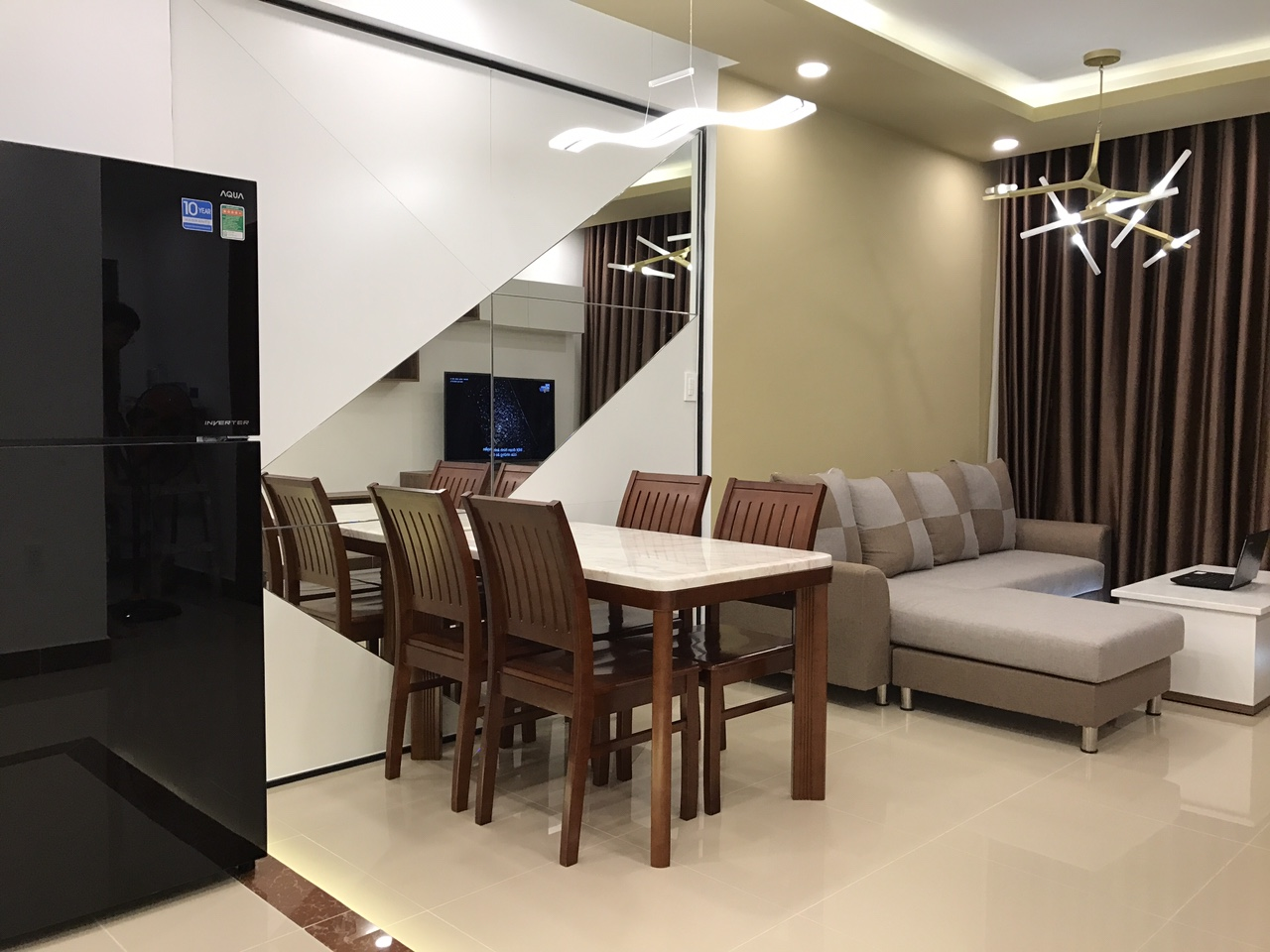 the goldview apartment with high class funiture in district 4 D404416 (17)